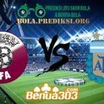 Prediksi Skor Qatar Vs Argentina 24 Juni 2019