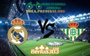 Prediksi Skor Real Madrid Vs Real Betis 19 Mei 2019