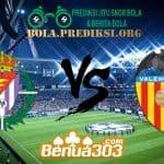 Prediksi Skor Real Valladolid Vs Valencia 19 Mei 2019