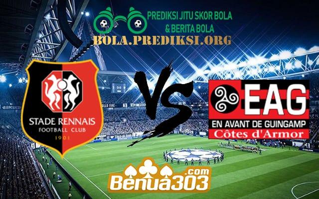 Prediksi Skor Rennes Vs Guingamp 12 Mei 2019