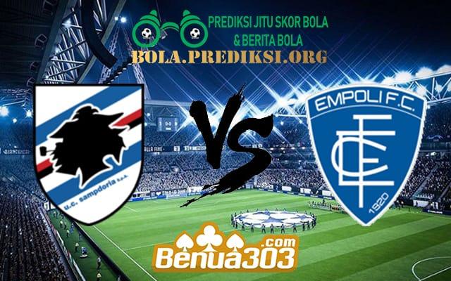 Prediksi Skor Sampdoria Vs Empoli 12 Mei 2019