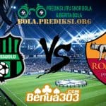Prediksi Skor Sassuolo Vs Roma 19 Mei 2019