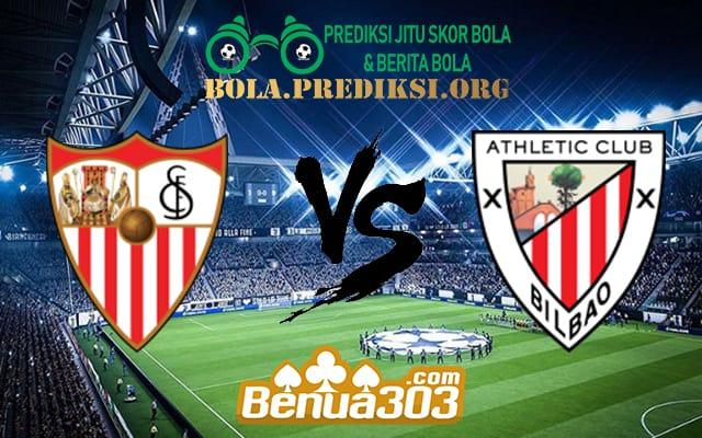Prediksi Skor Sevilla Vs Athletic Club 19 Mei 2019