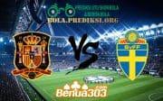 Prediksi Skor Spain Vs Sweden 11 Juni 2019