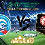Prediksi Skor Strasbourg Vs Rennes 19 Mei 2019
