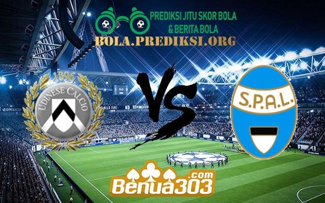 Prediksi Skor Udinese Vs SPAL 18 Mei 2019