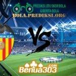Prediksi Skor Valencia Vs Deportivo Alaves 12 Mei 2019