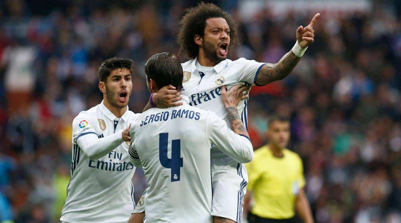 REAL MADRID fc soccer team 2019