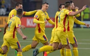 ROMANIA NATIONAL FC SOCCER TEAM 2019