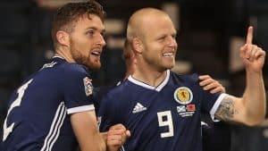 SCOTLAND national fc soccer team 2019