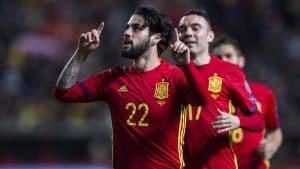 SPAIN NATIONAL FC SOCCER TEAM 2019