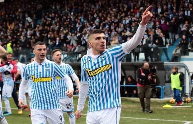 SPAL fc soccer team 2019