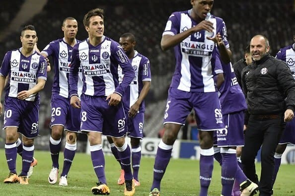 TOULOUSE fc soccer team 2019