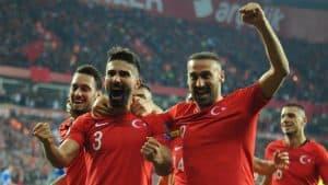 TURKEY national fc soccer team 2019