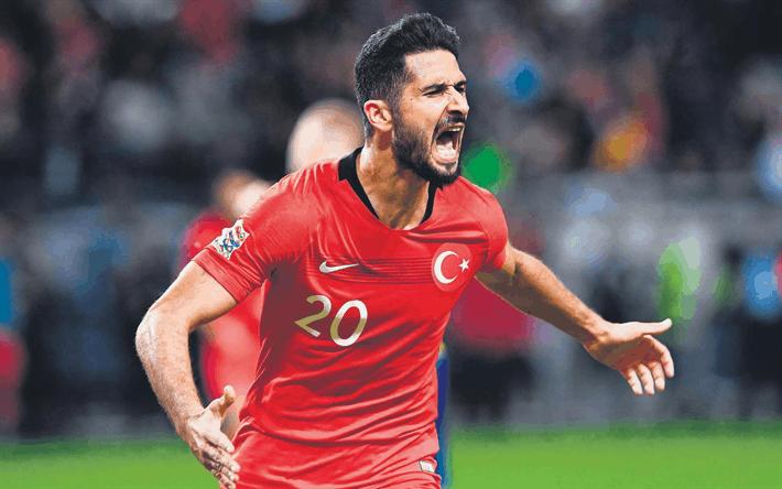 TURKEY soccer team 2019