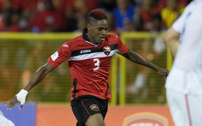 Trinidad and Tobago National FC Soccer Team 2019