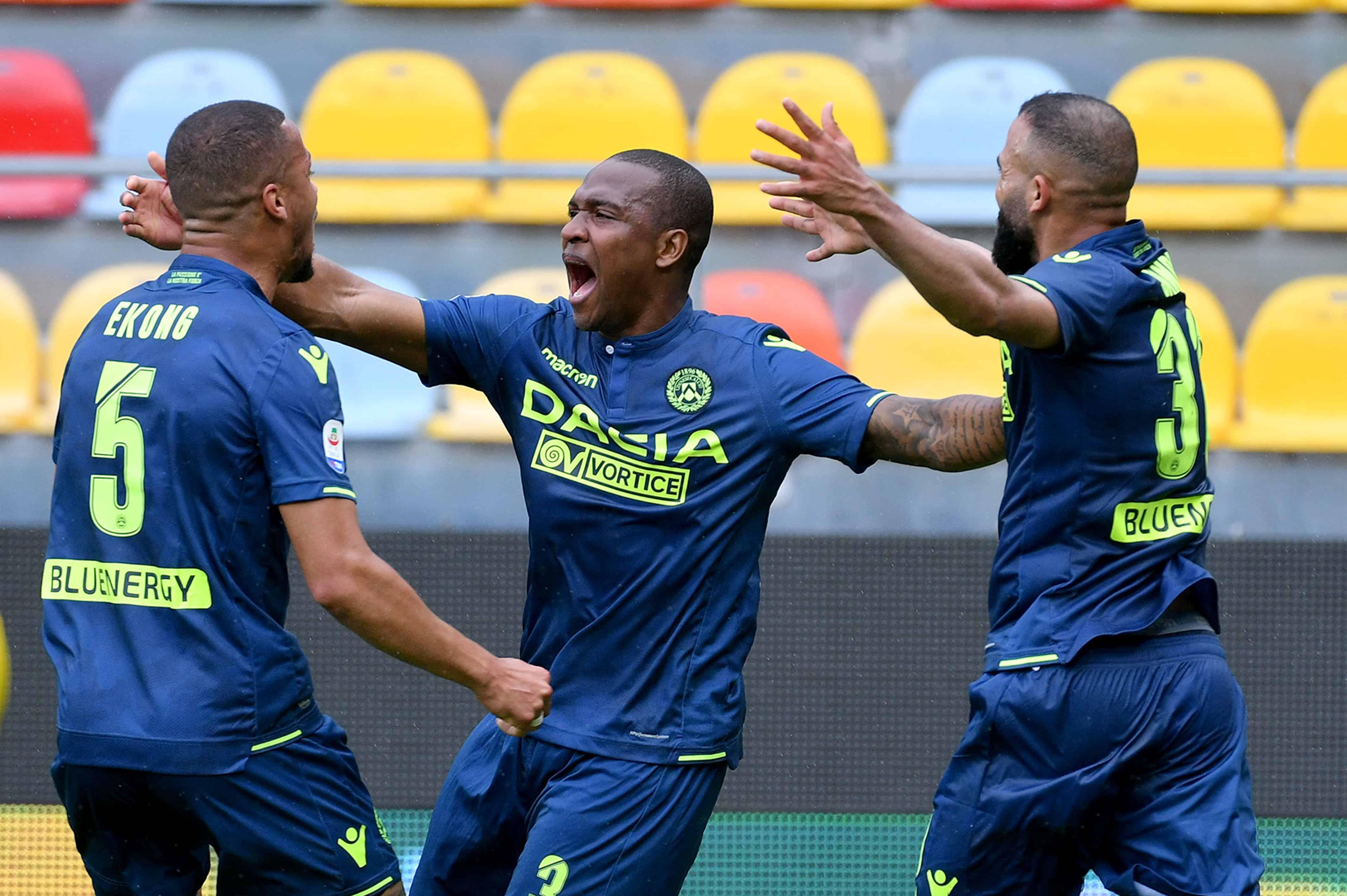 Frosinone Calcio v Udinese - Serie A