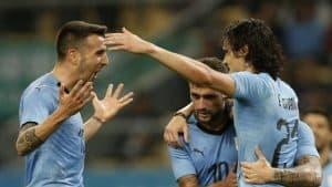 Uruguay National FC Soccer Team 2019