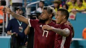 VENEZUELA MEN NATIONAL FC SOCCER TEAM 2019
