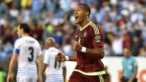 Venezuela National FC Soccer Team 2019