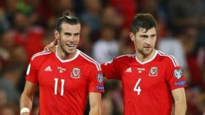 WALES NATIONAL FC SOCCER TEAM 2019