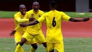 Zimbabwe National FC Soccer Team 2019