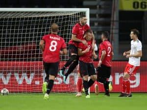 albania national fc soccer team 2019