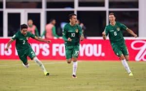 bolivia national fc soccer team 2019