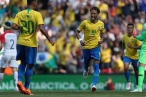 brazil national fc soccer team 2019