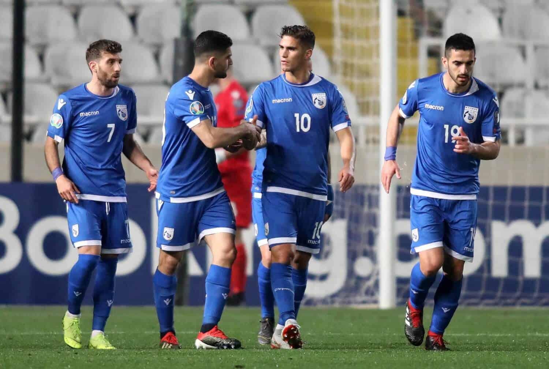 cyprus national fc soccer team 2019