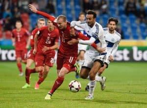 czech republic national fc soccer team 2019