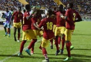 guinea national fc soccer team 2019