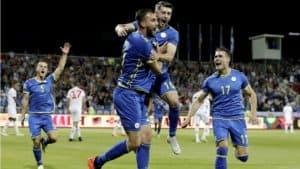 kosovo national fc soccer team 2019