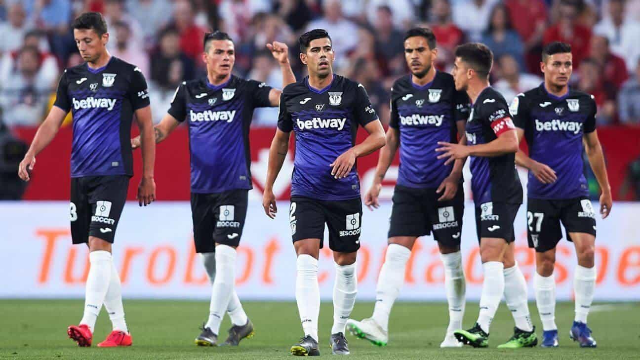 leganes fc soccer team 2019