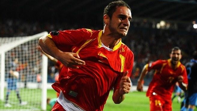 montenegro national fc soccer team 2019