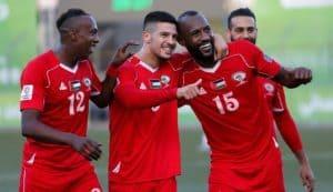 palestine national fc soccer team 2019