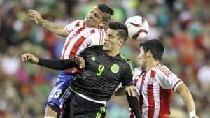 paraguay national fc soccer team 2019