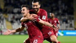 qatar national fc soccer team 2019