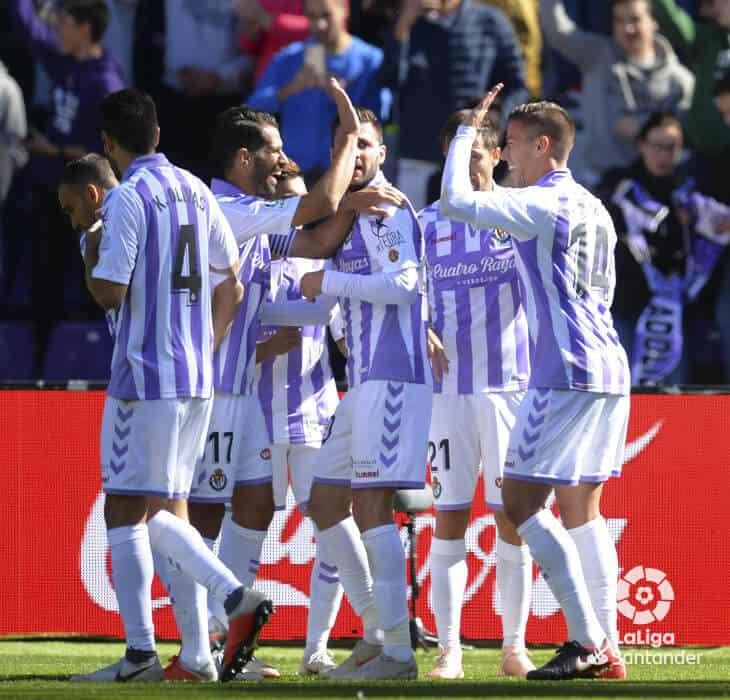 real valladolid fc soccer team 2019