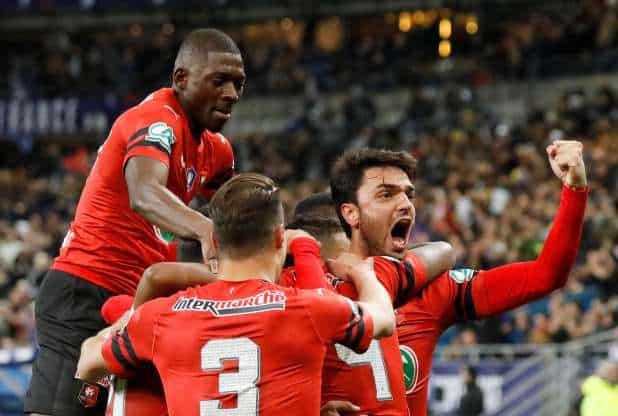 rennes soccer team 2019