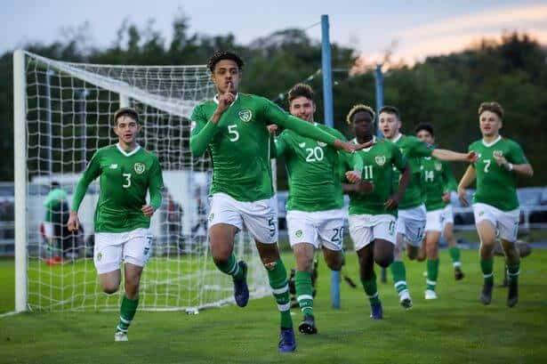 republic of ireland national fc soccer team 2019