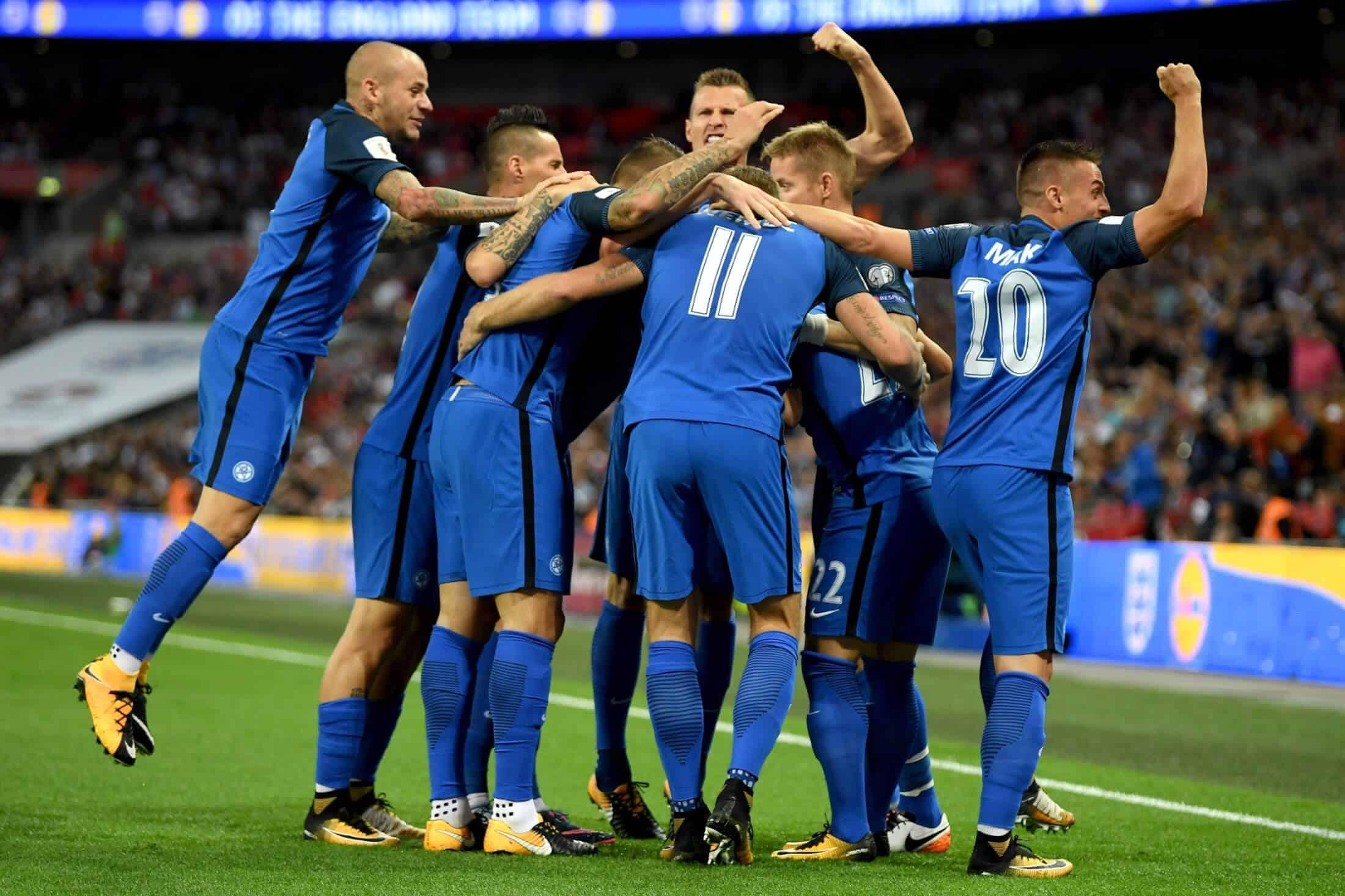 slovakia national fc soccer team 2019