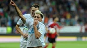 slovenia national fc soccer team 2019