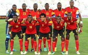 Angola fc team
