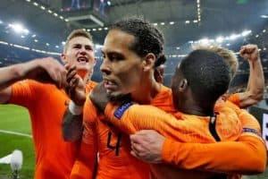 BELANDA NATIONAL FC SOCCER TEAM 2019