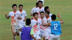 BHUTAN NATIONAL FC SOCCER TEAM 2019