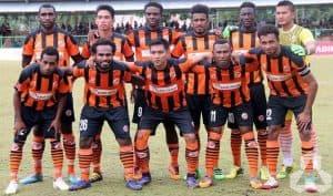 Badak Lampung fc team