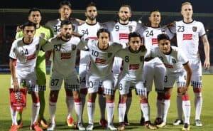 Bali United fc team