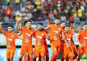 Borneo FC Team