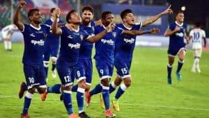 Chennaiyin fc team